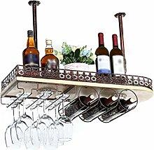 Wine Rack - Weinregal Kreative Schmiedeeisen Auf