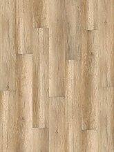 Wineo 1000 Purline PUR Bioboden Calistoga Cream Wood Planken zum Verkleben wPL054R