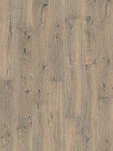 Wineo 1000 Purline PUR Bioboden Valley Oak Mud Wood Planken zum Verkleben wPL042R