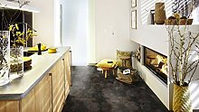 Wineo Designboden 600 Stone Silver Slate