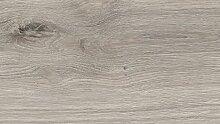 WINEO Windmöller Purline 1000 wood Island Oak Moon Bio-Klick-Designboden - ökologischer Bodenbelag in Holzdielenoptik zum Klicken - Paket a 2,02m²
