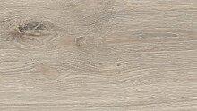 WINEO Windmöller Purline 1000 wood Island Oak Sand Bio-Klick-Designboden - ökologischer Bodenbelag in Holzdielenoptik zum Klicken - Paket a 2,02m²