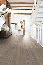 WINEO Windmöller Purline 1000 wood Nordic Pine Modern Bio-Klick-Designboden - ökologischer Bodenbelag in Holzdielenoptik zum Klicken - Paket a 2,02m²