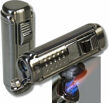 WinJet Zigarren Feuerzeug Titan 4fach