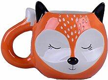Winkee Fuchs Tasse | Kaffee- oder Teebecher