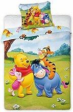 Winnie Pooh Baby-Bettwäsche Disney