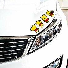 Winnie The Pooh Aufkleber Cartoon Winnie Pooh &