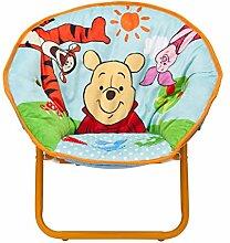 Winnie the Pooh Kinder-Klappsessel (Blau)