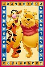 Winnie the Pooh und Tigger Spielteppich Teppich