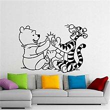 Wandtattoo Kinderzimmer Winnie Pooh günstig online kaufen | LionsHome