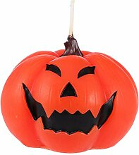 WINOMO 1 Packung Halloween-Kerze Kleiner Kürbis