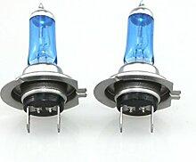 WINOMO 2pcs Auto Halogen Scheinwerfer Lampe H7