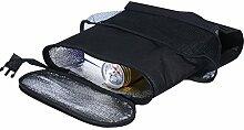 WINOMO Auto Rückenlehnen schützen Auto Sitz Rücken Organizer MultiPocket Aufbewahrungsbeutel Halter Kleiderbügel