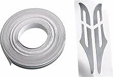 WINOMO Car Pinstripe Tape Decal Auto Aufkleber für Car Body Hood Dach