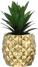 WINOMO Künstliche Ananasfruchtverzierung Moderne
