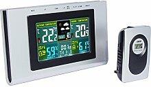 WINOMO LCD Digital Wecker mit Wettervorhersage