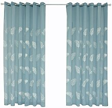 WINOMO Sonnenschutz-Vorhang Fenster Sonnenschutz
