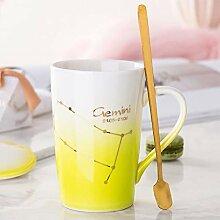 Winpavo Becher Kaffeetassen Tassen Becher Mit