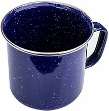 Winpavo Becher Kaffeetassen Tassen Emaille