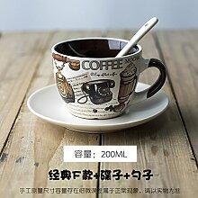 Winpavo Becher Kaffeetassen Tassen Kreative