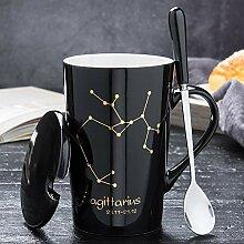 Winpavo Becher Kaffeetassen Tassen Zwölf