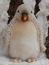 Winter Dekofigur Pinguin - Weihnachten, Tiere,