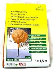 Winterschutzvlies profi-Line von gardiso terra/orange