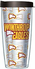 Winthrop Universität Traveler Tumbler Becher mit