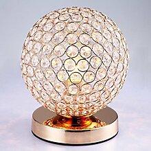 WINZSC Moderne kristall Lampe LED tischlampen