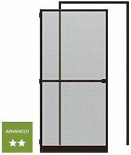 WIP Fliegengitter-Set: 1 Alu-Insektenschutztür