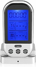 Wireless Dual Probe Bratenthermometer Digital