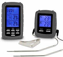 Wireless Remote Digital Kochen Fleischthermometer