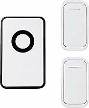 Wireless-Türklingel-Kit, leise drahtlose