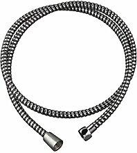 Wirquin 60720417 Touch Duschschlauch, PVC, Länge 1,5 m, chrom