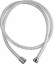 Wirquin 60720418 Touch Duschschlauch, PVC, Länge 1,5 m, weiß