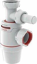 Wirquin Siphon Neo Air für Waschbecken,