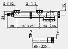 Wirquin tm200140e Geruchverschluss Raum 2in