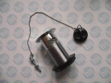 Wirquin wbk02cp 1,25verchromter Ablaufgarnitur