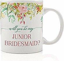 Wirst du meine Junior-Brautjungfer sein?