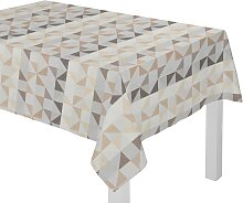 Wirth Tischdecke BERLARE B/L: 85 cm x braun