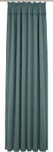 Wirth Vorhang Wiessee 125 cm, Kräuselband, 75 cm