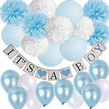 wiselyshop Geburtstag, Brautdusche, Baby-Dusche,