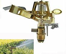 wishfive Legierung brass-toned Rocker Steuerbare Angle Arm rotierende Düse