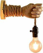 WISKEO Wandlampe Vintage Industrial Vintage