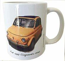 Witherden's Workshop Fiat 500 Cinquento 1970 -