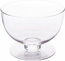 Wittkemper Living 10051400 Schale auf auf, Glas