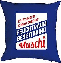 Witziges Sofa-/Dekokissen für Erwachsene: 24