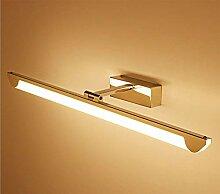 WIVION Lampe Spiegelleuchte Badspiegel Lampe