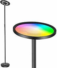 Wixann LED Deckenfluter Smart Stehlampe Dimmbar,