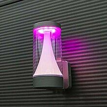 WIZ LED Außenwandleuchte Spica aus Aluminium in